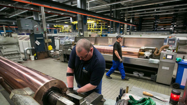 Almanya'da İnşaat PMI verisi Mayıs'ta yükseldi