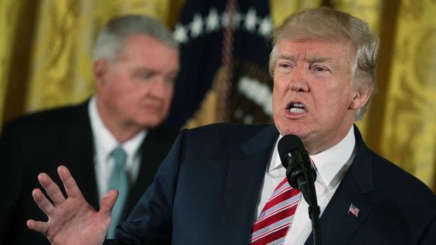 Trump'tan ilk Katar açıklaması