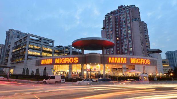 Migros Mayıs'ta 20 mağaza açtı