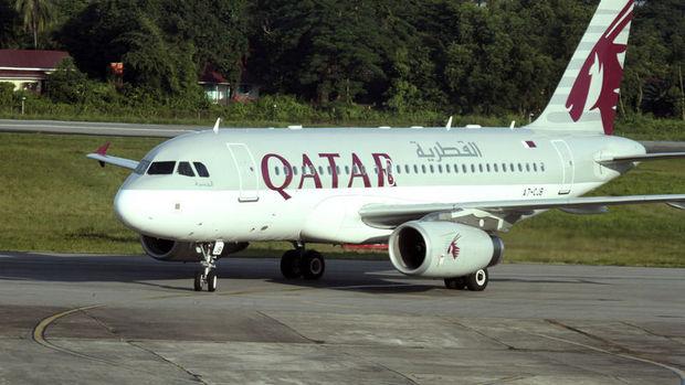 Katar uçakları artık Türkiye ve İran üzerinden uçuyor