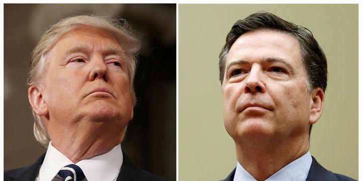 Comey Trump soruşturması hakkında fazla bilgi vermeyebilir
