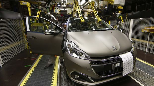 Peugeot-Citroen Otomotiv Fas'ta otomobil üretecek