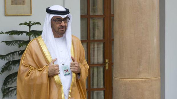 BAE Dışişleri Bakanı Al Nahyan, Washington'da