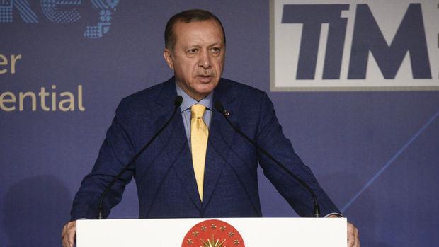 Erdoğan:  Faize müdahale edeceğiz