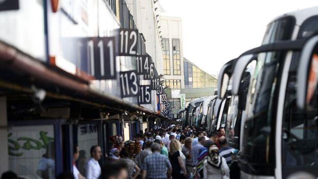 Ramazan bayramı ve yaz tatili otobüs biletlerini tüketti