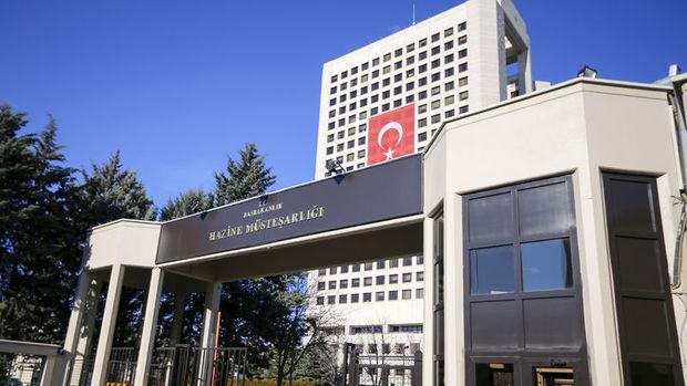 Merkezi yönetim brüt borç stoku 806,4 milyar lira oldu