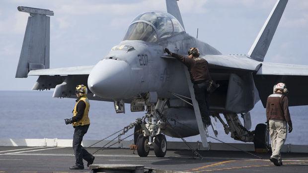 ABD bombardıman uçakları Kore üzerinde uçtu