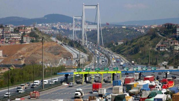 Köprü ve otoyollar 24-28 Haziran arası ücretsiz