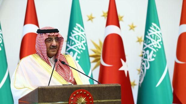 Suudi Arabistan'da Veliaht Prens görevden alındı