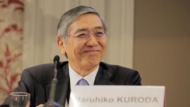 BOJ/Kuroda: BOJ'un güçlü genişlemeyi sürdürmesi uygun
