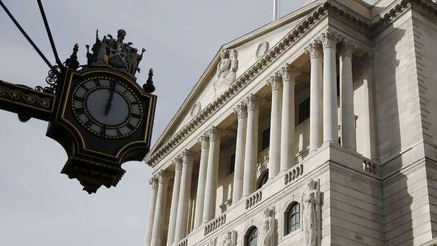 BOE ekonominin canlı görünümüne ilişkin rapor yayınladı