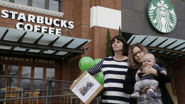 Starbucks Avrupa'da sığınmacı çalıştıracak