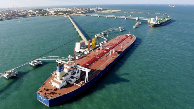 Brent petrolün varili 46 dolardan işlem görüyor