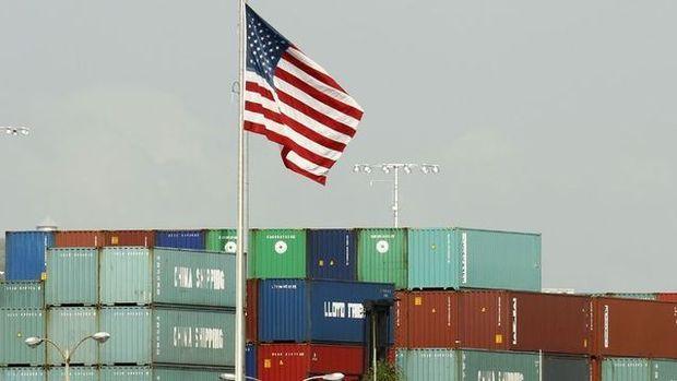 ABD'de azalan ticaret açığı 2. çeyrekte büyümeyi artırabilir