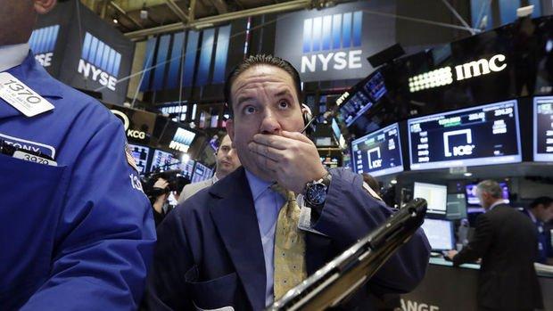 ABD hisseleri banka ve finans sektörü ile yükseldi