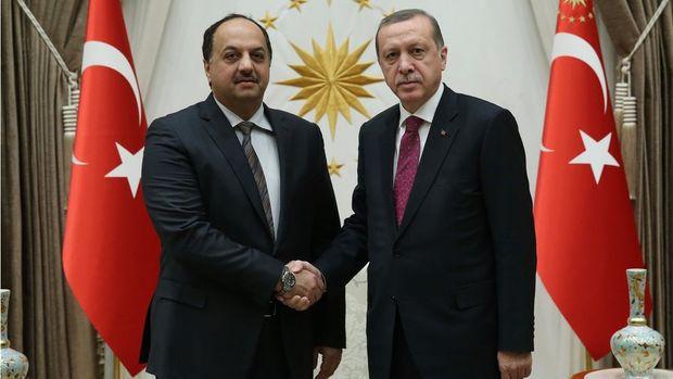 Katar Savunma Bakanı Ankara'ya geliyor