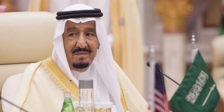 Arabistan Kralı Abzulaziz, Katar krizi nedeniyle G20