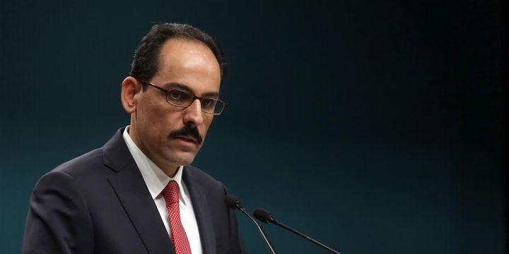 Kalın: Demokrasi nöbeti başlatılacak, Erdoğan da katılacak