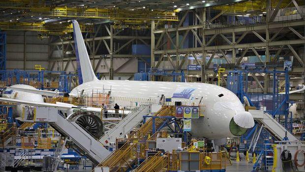 ABD'de imalat PMI Haziran'da geriledi