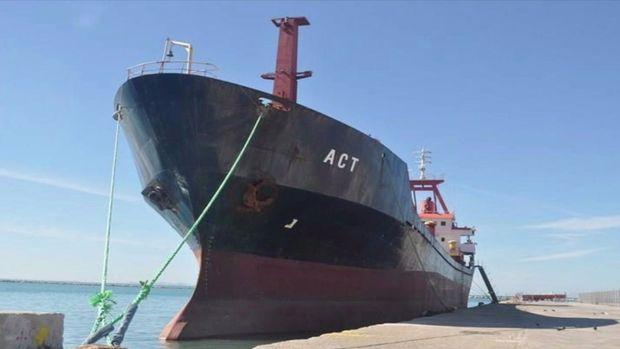 Türk gemisine Ege Denizi'nde Yunan ateşi