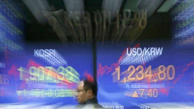 Güney Kore wonu Kore gerilimiyle düşüyor