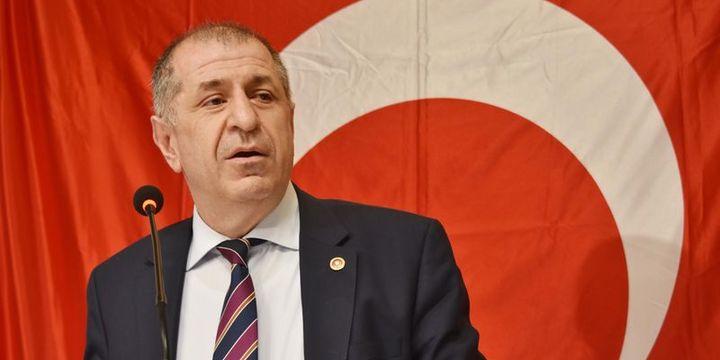 Ümit Özdağ: Yeni parti için çalışmalar başladı