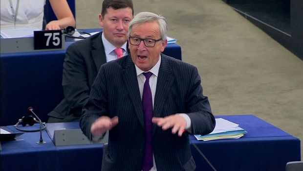 Juncker AP'ye