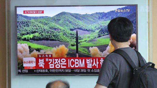 ABD K. Kore'nin başarılı bir füze denemesi yaptığını doğruladı