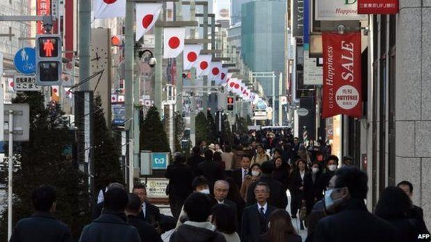 Japonya'daki üretim fazlası ekonomide baskının arttığını gösteriyor