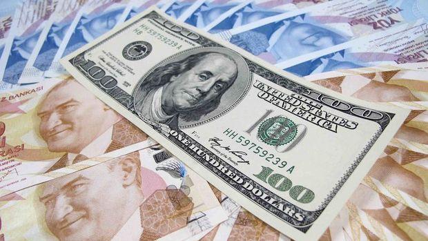Dolar/TL'deki yükseliş 100 günlük HO'ya yaklaştıkça hızlandı