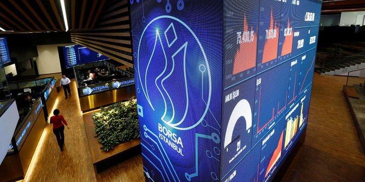 Borsadaki şirketlerin piyasa değeri 6 ayda 163 milyar lira arttı