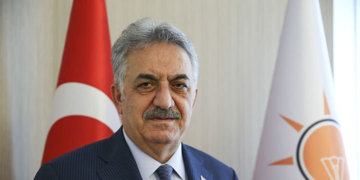 AK Partili Yazıcı
