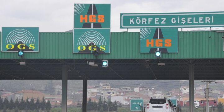 HGS cezaları araç sahiplerine gönderildi