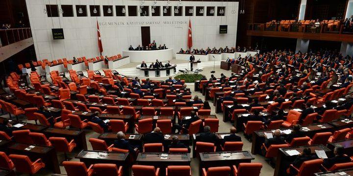 AK Parti ile MHP Meclis İçtüzüğü değişikliği metni üzerinde anlaştı