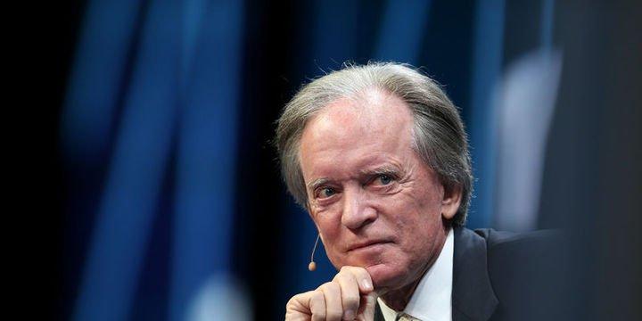 """Bill Gross: Küresel tahvil piyasası """"çöküşte"""" değil"""
