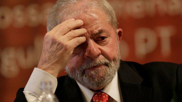 Brezilya eski Devlet Başkanı Lula da Silva'ya hapis cezası