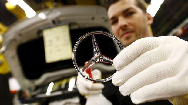 Mercedes Daimler 3 milyon dizel aracını geri çağırıyor