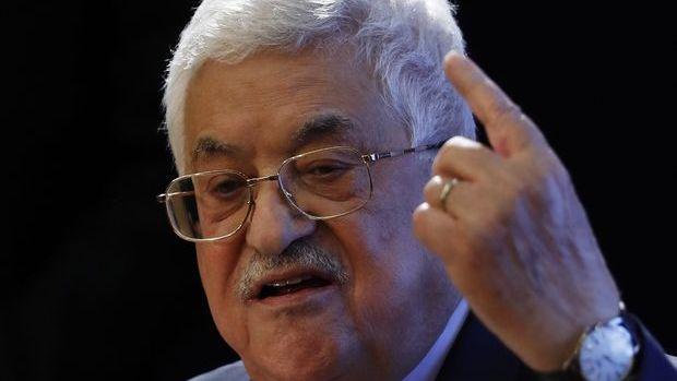 Filistin Devlet Başkanı: İsrail ile tüm ilişkileri kestik