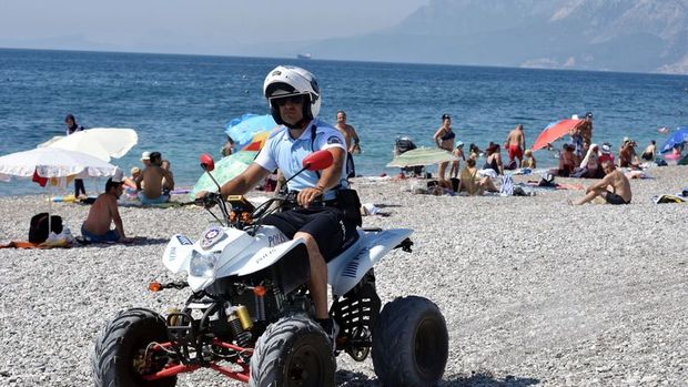 Antalya sahilleri