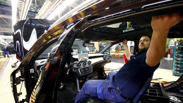 Alman otomotiv sektörüne