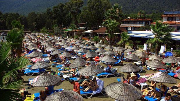 Turizm gelirleri yüzde 5.5 arttı