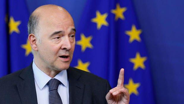 Moscovici: Yunanistan'ın borcu hafifletilmeli