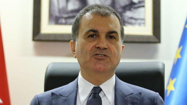 AB Bakanı Çelik: Türkiye-AB ilişkilerinin omurgası katılım müzakereleridir