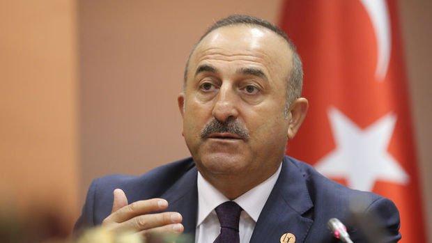 Çavuşoğlu: Demokratik muhalefetle teröre destek verenler ayrımını bilmeliyiz