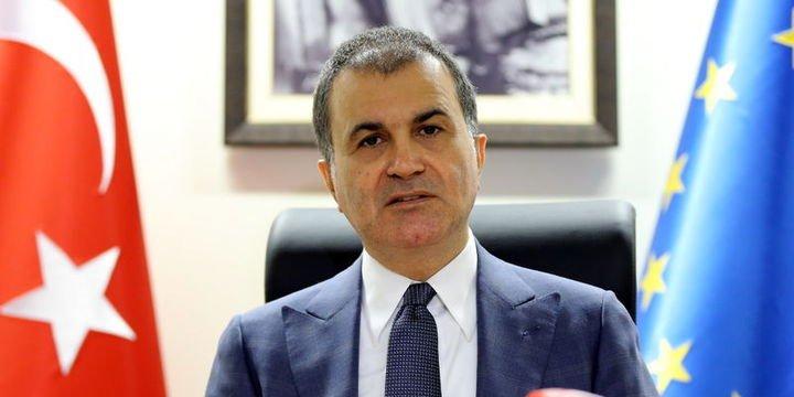 Çelik: Türkiye-AB ilişkilerinin omurgası katılım müzakereleridir