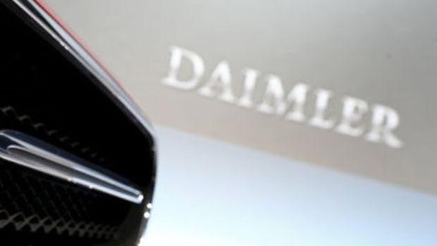 Daimler'in 2. çeyrek karı yüzde 15 arttı
