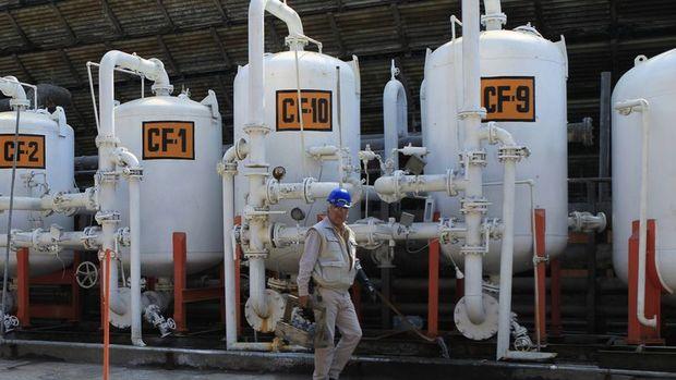 LPG üretimi Mayıs'ta arttı