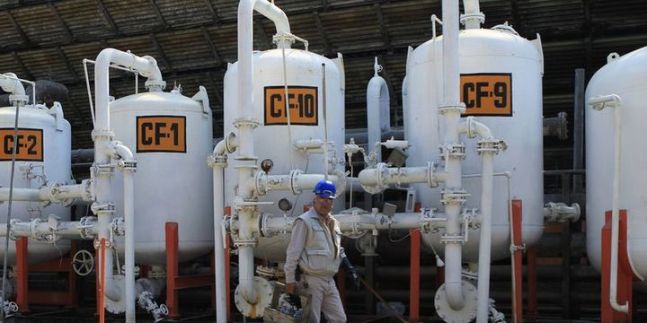 LPG üretimi Mayıs