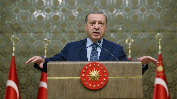 Erdoğan'dan sürpriz toplantı
