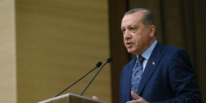 Erdoğan: OHAL yabancı yatırımcılar için bahane olamaz